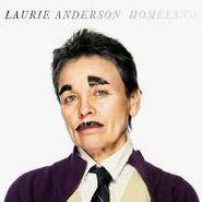 Laurie Anderson, Homeland (CD)