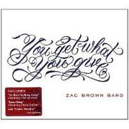 Zac Brown Band, You Get What You Give (CD)