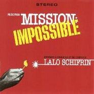 Lalo Schifrin, Music From Mission Impossible [Score] (CD)