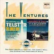 The Ventures, Play Telstar, The Lonely Bull, and Others / (The) Ventures In Space (CD)
