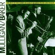 Gerry Mulligan Quartet, The Best Of Gerry Mulligan Quartet with Chet Baker (CD)