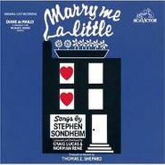 Various Artists, Marry Me A Little [1981 Original Off-Broadway Cast] (CD)