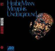Herbie Mann, Memphis Underground (CD)