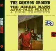 Herbie Mann, The Common Ground (CD)