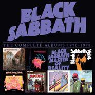 Black Sabbath, The Complete Albums 1970-1978 (CD)
