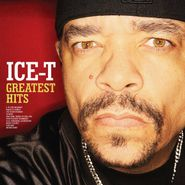Ice T, Greatest Hits [Clear Vinyl] [Record Store Day] (LP)