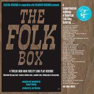 "Various Artists, Folk Box 50th Anniversary [4LP w/7""] [Record Store Day] (LP)"