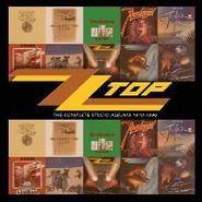 ZZ Top, Studio Albums 1970-1990 (CD)