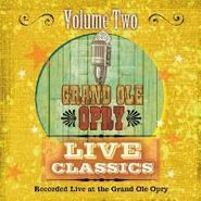 Various Artists, Grand Old Opry - Live Classics Volume Two (CD)