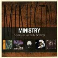 Ministry, Original Album Series (CD)