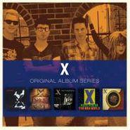 X, Original Album Series (CD)