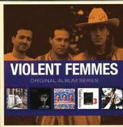 Violent Femmes, Original Album Series (CD)