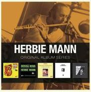 Herbie Mann, Original Album Series (CD)