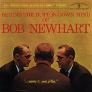 Bob Newhart, Behind The Button-Down Mind Of Bob Newhart (CD)