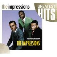 The Impressions, The Very Best Of The Impressions (CD)