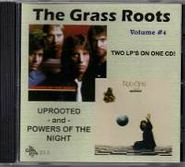 Grass Roots, Uprooted/Powers Of The Night (CD)
