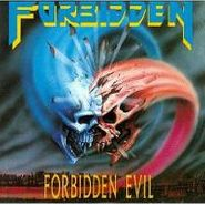 Forbidden, Forbidden Evil (CD)