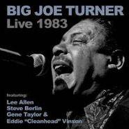 Big Joe Turner, Big Joe Turner Live 1983 (CD)