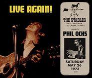 Phil Ochs, Live Again! (CD)