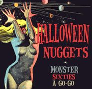 Various Artists, Halloween Nuggets: Monster Sixties A Go-Go (CD)