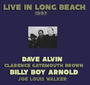Dave Alvin, Live In Long Beach 1997 (CD)