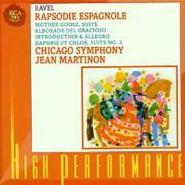 Maurice Ravel, RAPSODIE ESPAGNOLE