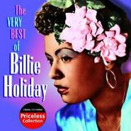 Billie Holiday, The Very Best of Billie Holiday (CD)