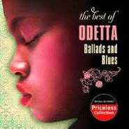 Odetta, The Best Of Odetta: Ballads and Blues [2006 Re-issue] (CD)