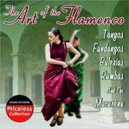 Unknown Artist, Art Of The Flamenco (CD)
