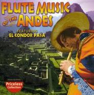 Various Artists, Flute Music Of The Andes (CD)