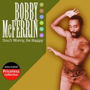 Bobby McFerrin, Don't Worry Be Happy (CD)