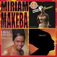 Miriam Makeba, In Concert / Pata Pata / Makeba (CD)