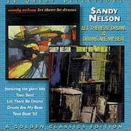 Sandy Nelson, Let There Be Drums/Drums Are M (CD)