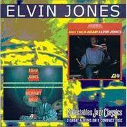 Elvin Jones, And Then Again/Midnight Walk (CD)