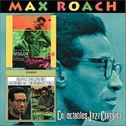 Max Roach, The Max Roach Trio Featuring The Legendary Hasaan / Drums Unlimited (CD)