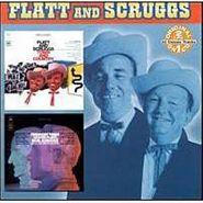 Flatt & Scruggs, Town & Country / Changin' Times (CD)