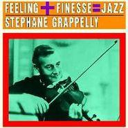 Stéphane Grappelli, Finesse + Feeling = Jazz (CD)