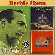 Herbie Mann, Bird In Silver Cage / Fire Island (CD)