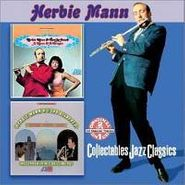 Herbie Mann, Mann & A Woman / Herbie Mann & Joao Gilberto (CD)