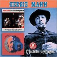 Herbie Mann, Live At The Whiskey A Go Go / Mississippi Gambler (CD)