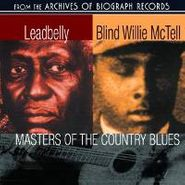 Lead Belly, Masters Of The Country Blues (CD)