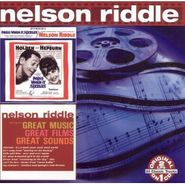 Nelson Riddle, Paris When It Sizzles / Great Music Great Films Great Sounds (CD)