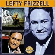 Lefty Frizzell, Saginaw, Michigan / Lefty Frizzell's Country Favorites (CD)