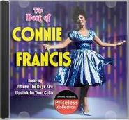 Connie Francis, Best Of Connie Francis (CD)