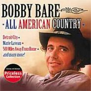 Bobby Bare, All American Country (CD)