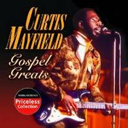Curtis Mayfield, Gospel Greats (CD)