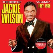 Jackie Wilson, The Best Of Jackie Wilson Volume 1: 1957-1965 (CD)
