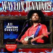 Waylon Jennings, All American Country (CD)