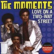 The Moments, Love On A Two Way Street (CD)