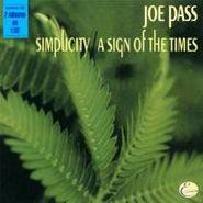 Joe Pass, Simplicity/A Sign Of The Times (CD)